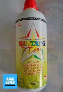 Grosir Produk Nasa BINTANG TANI (Pupuk Organik)