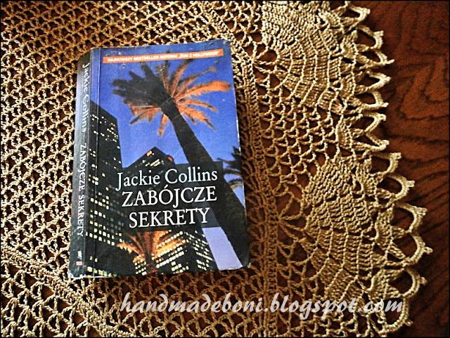 """""""Zabójcze sekrety"""" Jackie Collins"""