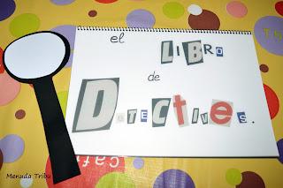 libro lupa, proyecto y actividades infantiles sobre detectives de Menuda Tribu