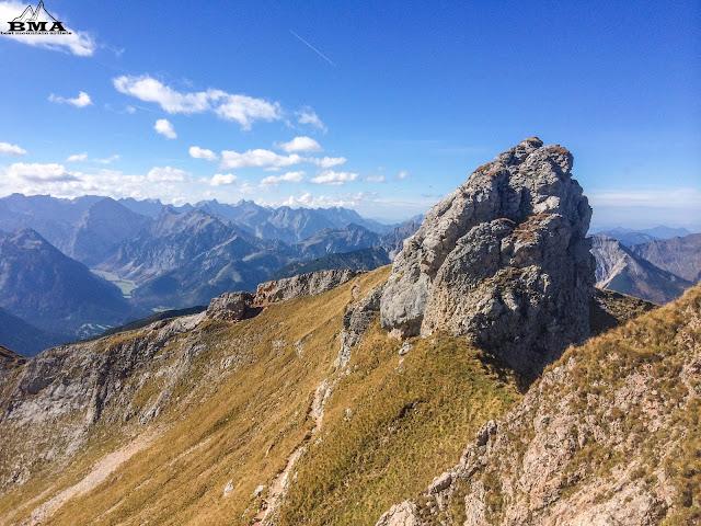 Bergtour hochiss - wandern tirol - Wanderung achensee - wanderblog