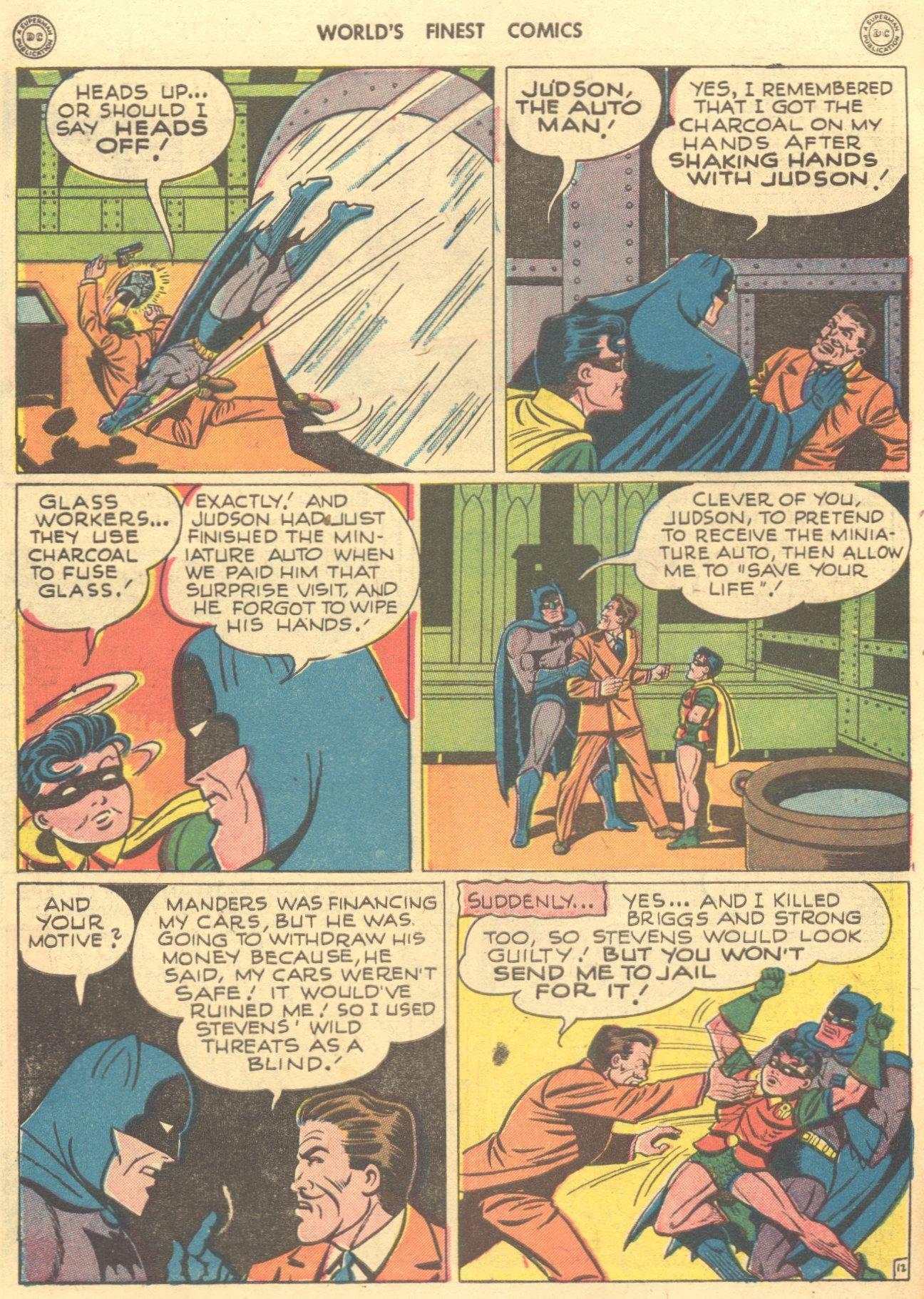 Read online World's Finest Comics comic -  Issue #28 - 71