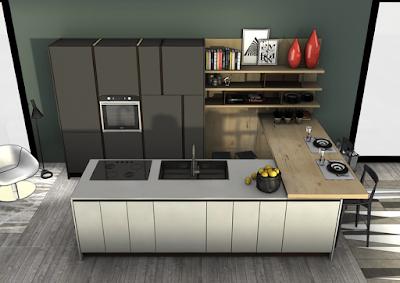 Cucina Kalì: disponibile presso il nostro showroom
