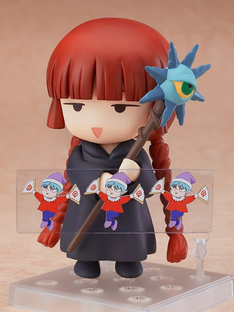"""Magical Circle Guru Guru"" Nendoroid Kukuri"