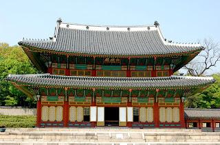 Wisata Korea Selatan - istana Changdeokgung