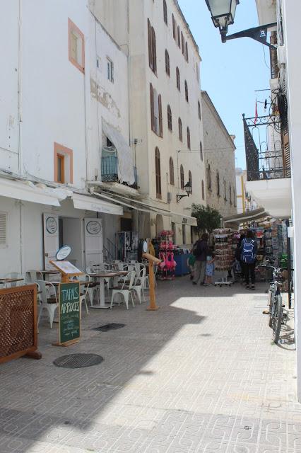 Ibiza lenta e nascosta: le mie prime impressioni