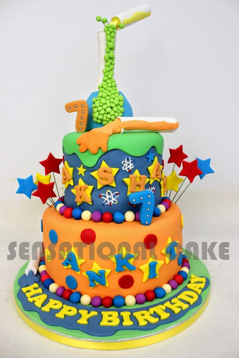 Cake Decorator Test