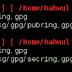 [DEBIAN] Thunder Bird에서 Anigmail, GnuPG(gpg)를 통한 이메일 암호화