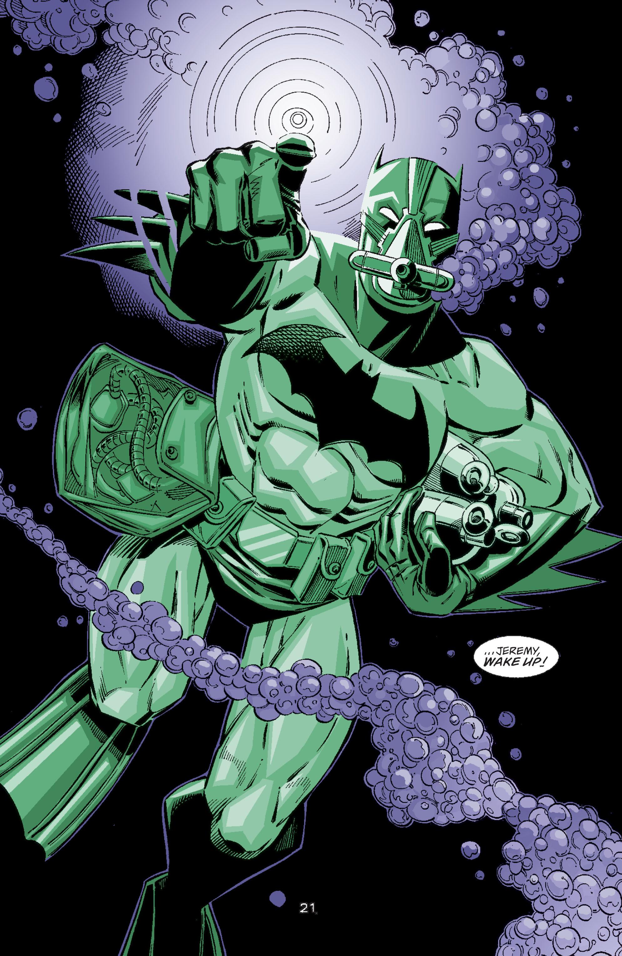 Detective Comics (1937) 757 Page 21