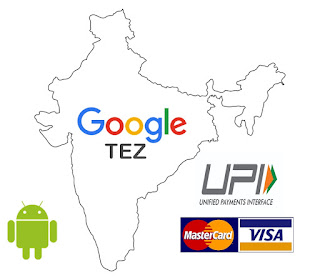 Google Tez for India, UPI in India