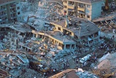 1999 Gölcük Depremi, 17 Ağustos Depremi, Marmara Depremi,