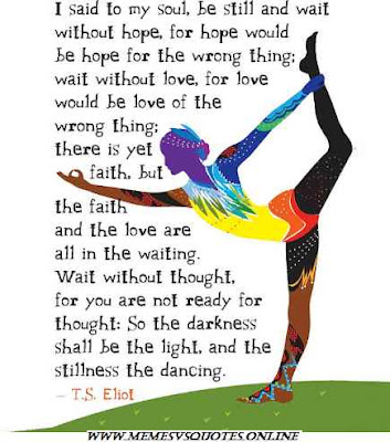 dance be the light