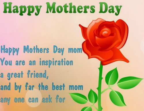 Happy Mothers Day SMS, Best Mothers Day Wishes from Son 2016