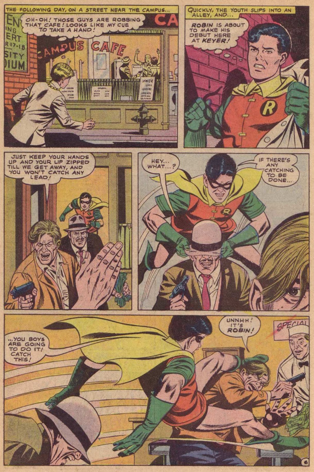 World S Finest Comics Issue 184 Read Full Comics Online For Free