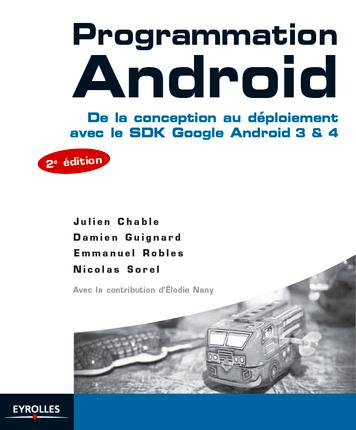 pdf programmation android
