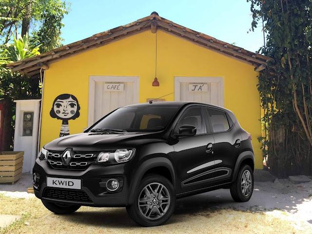 Novo Renault Kwid 2018 - Brasil