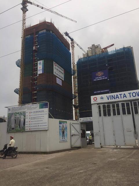 Chung cư 2B Vinata Towers 289 Khuất Duy Tiến