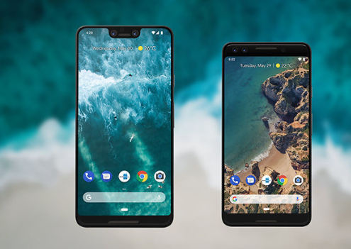 Uplifting news for clients sitting tight for Google's new telephones, details of spilled Pixel 3 and Pixel 3XL
