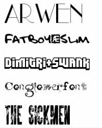 Sitios donde descargar algunas fuentes y tipos de letras - Solo Nuevas