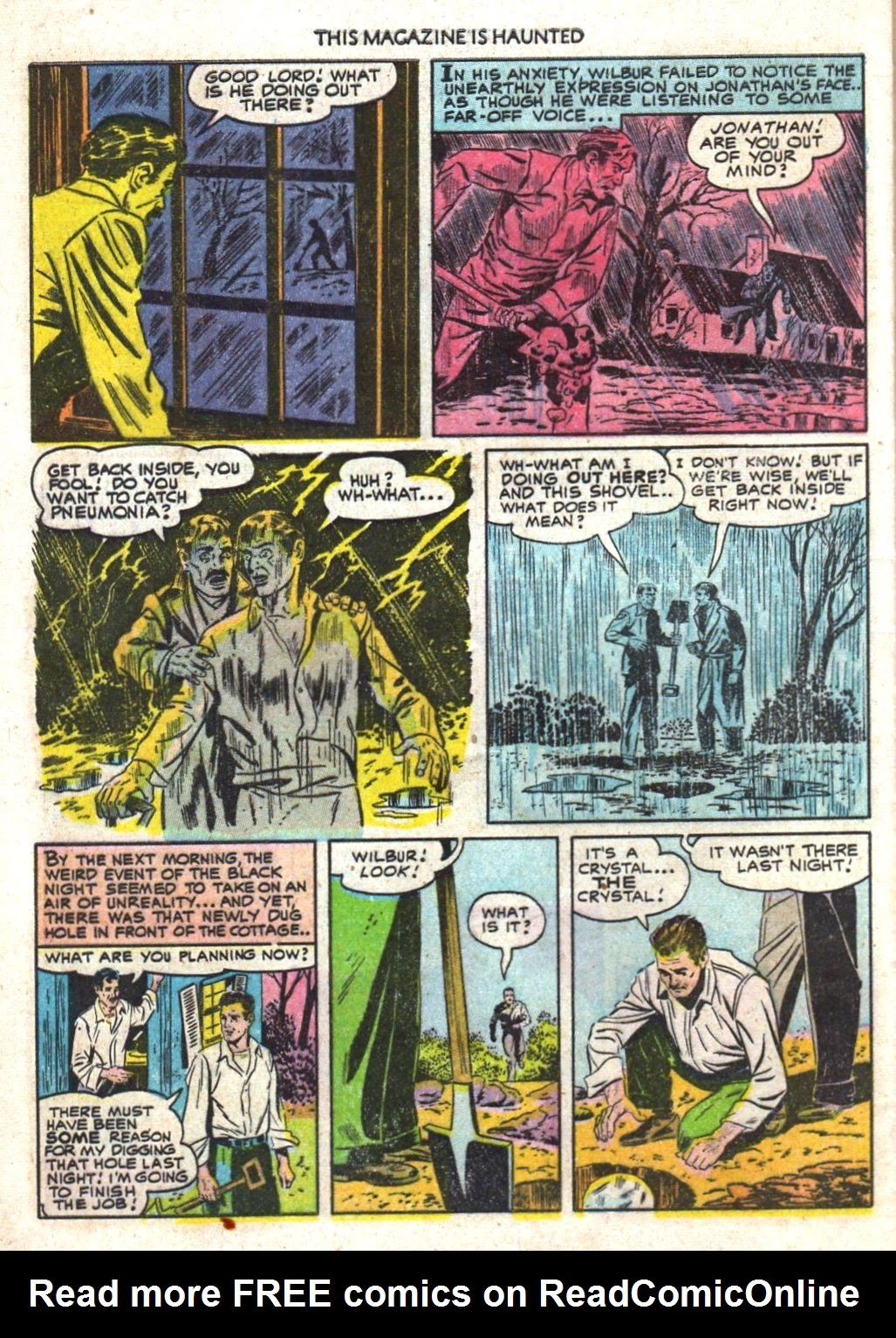 Read online This Magazine Is Haunted comic -  Issue #6 - 28