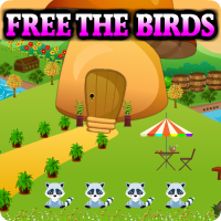 AvmGames Free The Birds