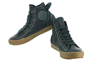 57445bbc7e06f4 Converse All Star Chuck Taylor CT Hollis HI 132388C Dark Navy Leather ·  ราคา 3500 บาท · รองเท้าหนัง หุ้มข้อ สีน้ำเงินดำ รุ่น 132388C