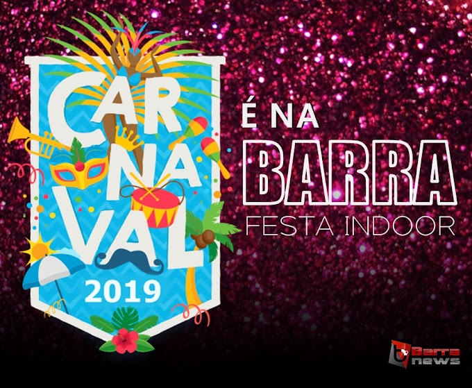 Carnaval 2019: Barra terá dois dias de Carnaval indoor