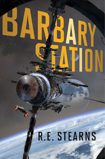 Interview with R.E. Stearns, author of Barbary Station