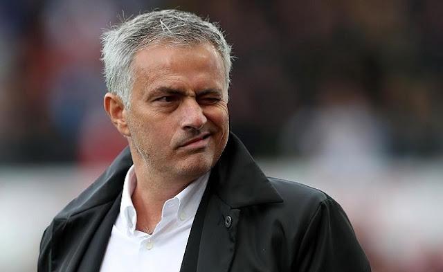 Jose Mourinho Charged By English FA