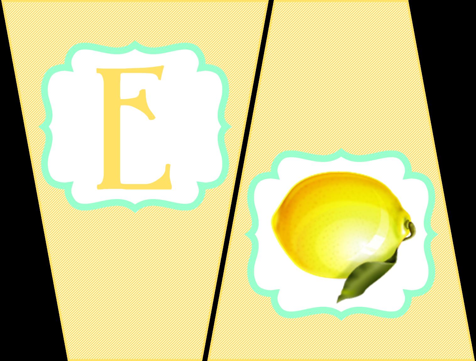 Embellish Free Printables Lemonade Amp Sweets Stand