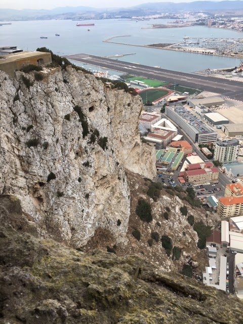 Rock of Gibraltar tour The Great Siege Tunnels