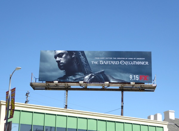 Bastard Executioner FX series billboard