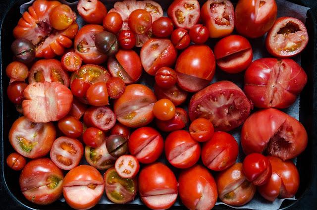Krossade tomater vårt bästa recept
