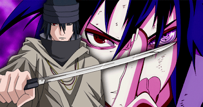 Kemampuan Unik Rinnegan milik Sasuke Uchiha