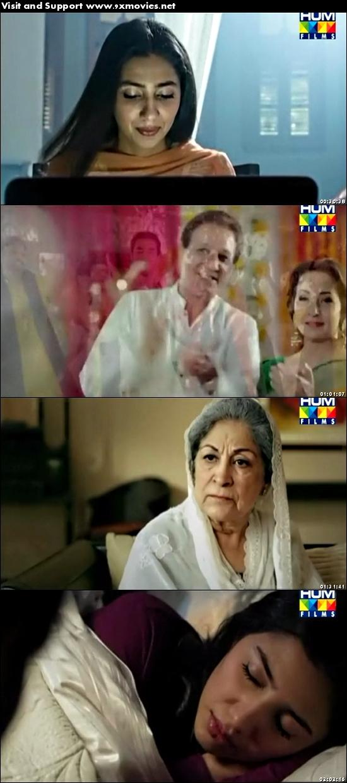 Bin Roye 2015 Urdu 480p DVDRip 400MB