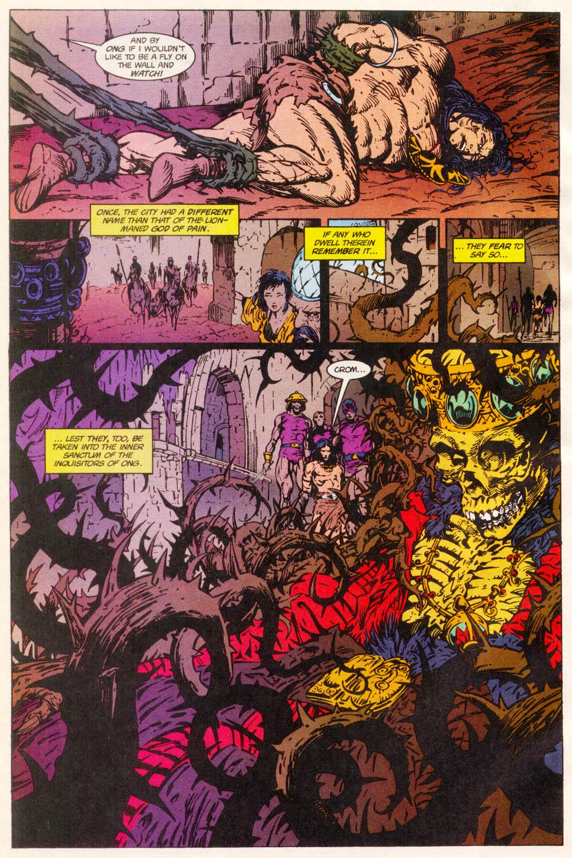 Read online Conan the Adventurer comic -  Issue #11 - 5