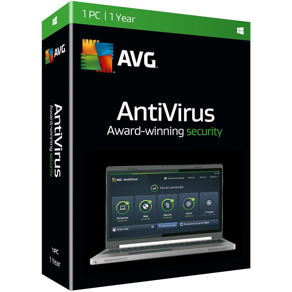 CRACK AVG AntiVirus 2016 18.97.7688 (Including Keys)