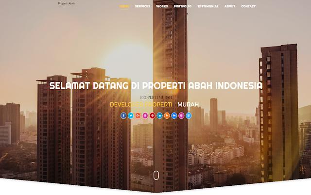 Properti Murah Indonesia @PropertiAbah