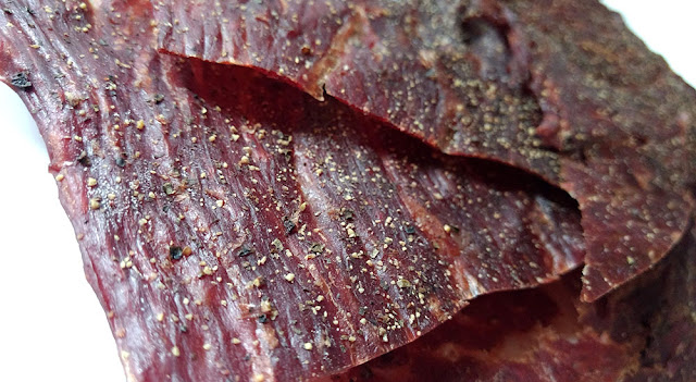 salt and pepper beef jerky