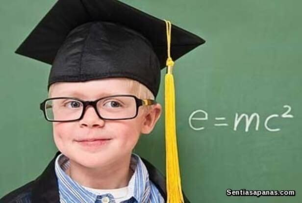 Kanak-kanak pintar