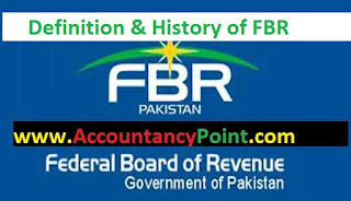 Federal Board of Revenue (FBR) | Powers and Functions