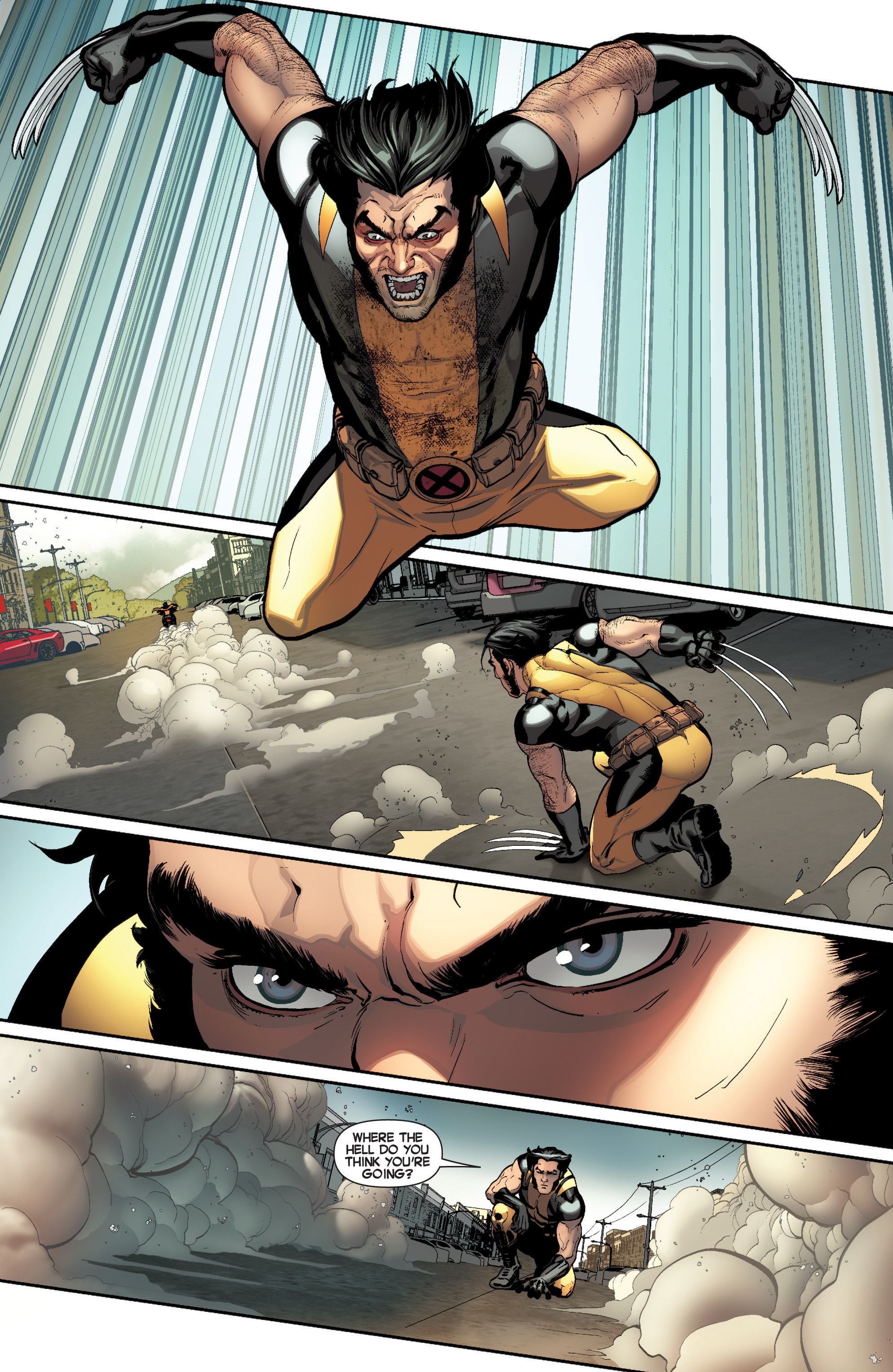 Read online All-New X-Men (2013) comic -  Issue # _Special - Here To Stay - 17