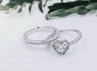 Cincin nikah Emas | CK-04