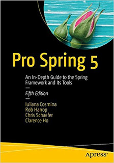 5 Spring Framework Books Experienced Java Developers Should Read in 2018