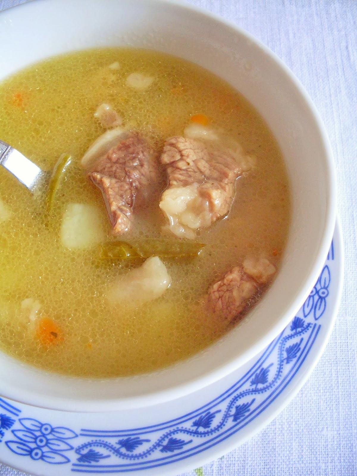 Recept za juneću i teleću čorbu