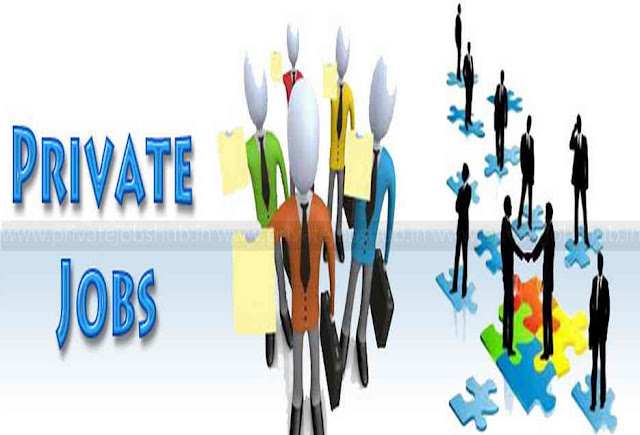 Private Jobs in India