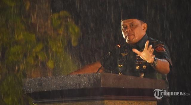Panglima TNI: Membela NKRI adalah Jihad, Tidak Ada yang Perlu Ditakutkan