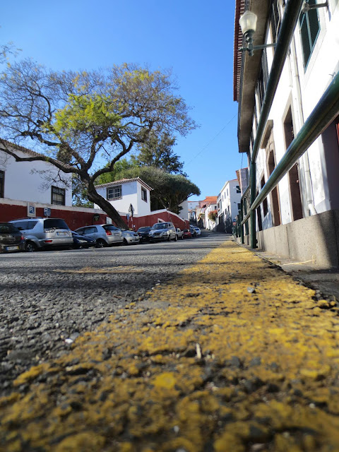 Calçada do Pico: a street with charm