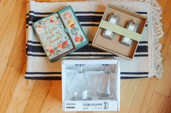 Celebrating three years of blogging with a giveaway! www.littlehouseoffour.com
