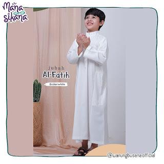 Jubah AL-Fatih
