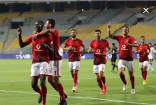 بعد الفوز على النجوم الأهلي يحقق رقم قياسي في بطولة الدوري المصري
